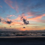 Pastel Sunset on Indian Rocks Beach